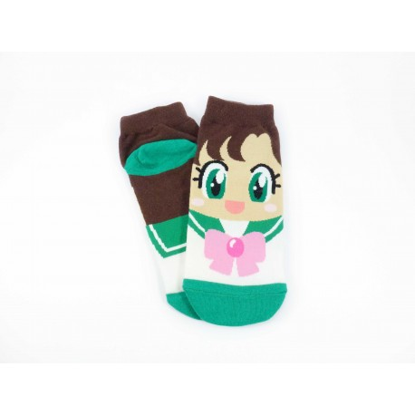 CALCETINES CORTOS SAILOR MOON SAILOR JUPITER