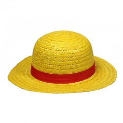 SOMBRERO ONE PIECE LUFFY AMARILLO