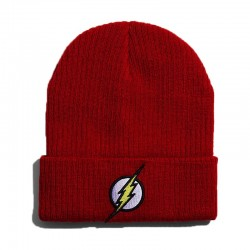 GORRO THE FLASH LOGO