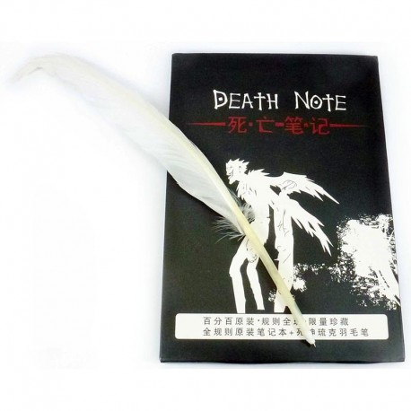 CUADERNO DEATH NOTE
