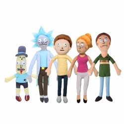 PELUCHE RICK & MORTY
