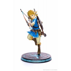 FIGURA F4F THE LEGEND OF ZELDA BREATH OF THE WILD LINK 25cm