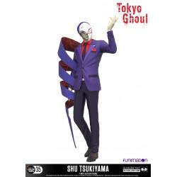 FIGURA MCFARLANE TOKYO GHOUL SHU TSUKIYAMA
