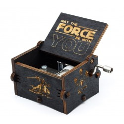 CAJA DE MUSICA STAR WARS BLACK BOX
