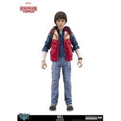 FIGURA McFARLANE STRANGER THINGS WILL 15cm.