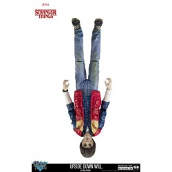 FIGURA McFARLANE STRANGER THINGS UPSIDE DOWN WILL 15cm.