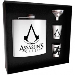 SET PETACA ASSASSINS CREED LOGO