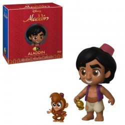 FIGURA FIVE STAR DISNEY ALADDIN 9cm