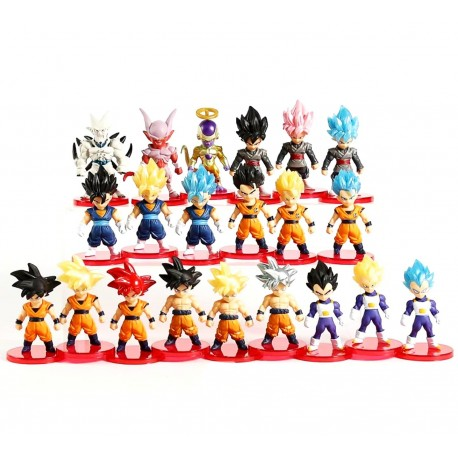 FIGURA CHIBI DRAGON BALL SUPER (AL AZAR)