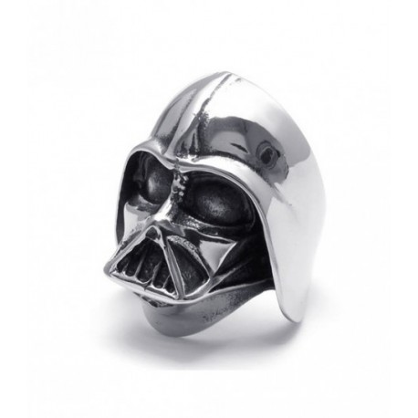 ANILLO STAR WARS DARTH VADER PLATEADO