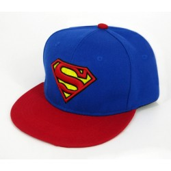 GORRA DC SUPERMAN LOGO