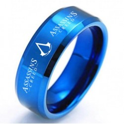 ANILLO ASSASSINS CREED AZUL