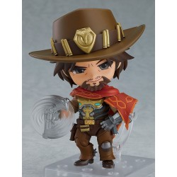 FIGURA NENDOROID GOOD SMILE OVERWATCH McCREE CLASSIC SKIN EDITION