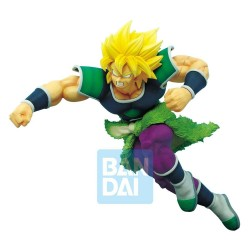 FIGURA BANPRESTO DRAGON BALL SUPER Z-BATTLE SUPER SAIYAN BROLY 20CM
