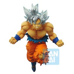 FIGURA BANPRESTO DRAGON BALL SUPER Z-BATTLE ULTRA INSTINTO SON GOKU 20cm