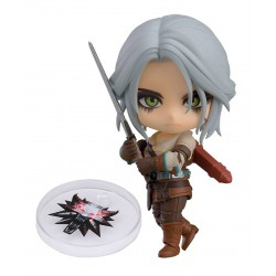 FIGURA NENDOROID GOOD SMILE THE WITCHER 3 CIRI E.L.