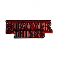 PIN STRANGER THINGS MAIN TITTLE