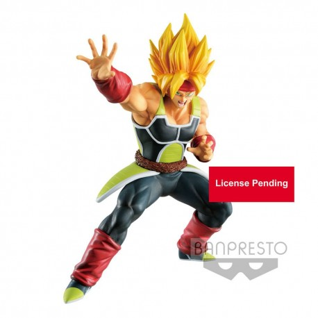 FIGURA BANPRESTO DRAGON BALL SUPER SUPER BARDOCK POSING SERIES 18cm