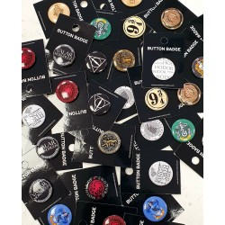 CHAPA CULTURA POP BUTTON BADGE