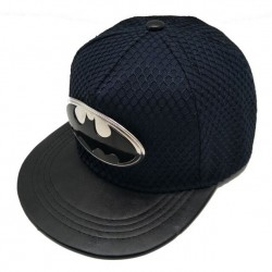 GORRA BATMAN LOGO METALICO