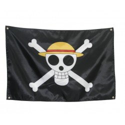 BANDERA ONE PIECE LUFFY