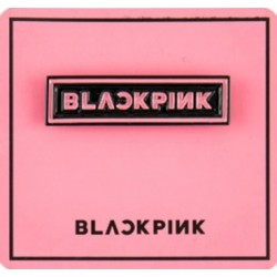 PIN BLACKPINK LOGO
