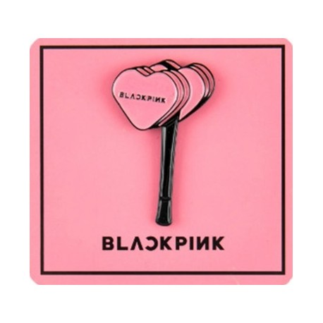 PIN BLACKPINK HEART STICK