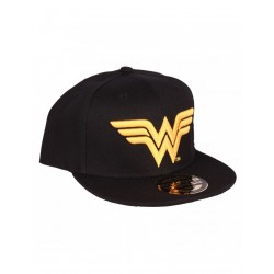 GORRA DC WONDER WOMAN LOGO