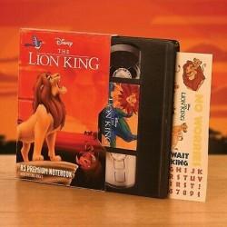 CUADERNO DISNEY EL REY LEON PREMIUM A5 VHS