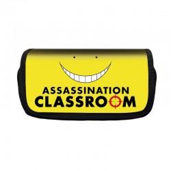 ESTUCHE DOBLE + BOLSILLO ASSASSINATION CLASSROOM