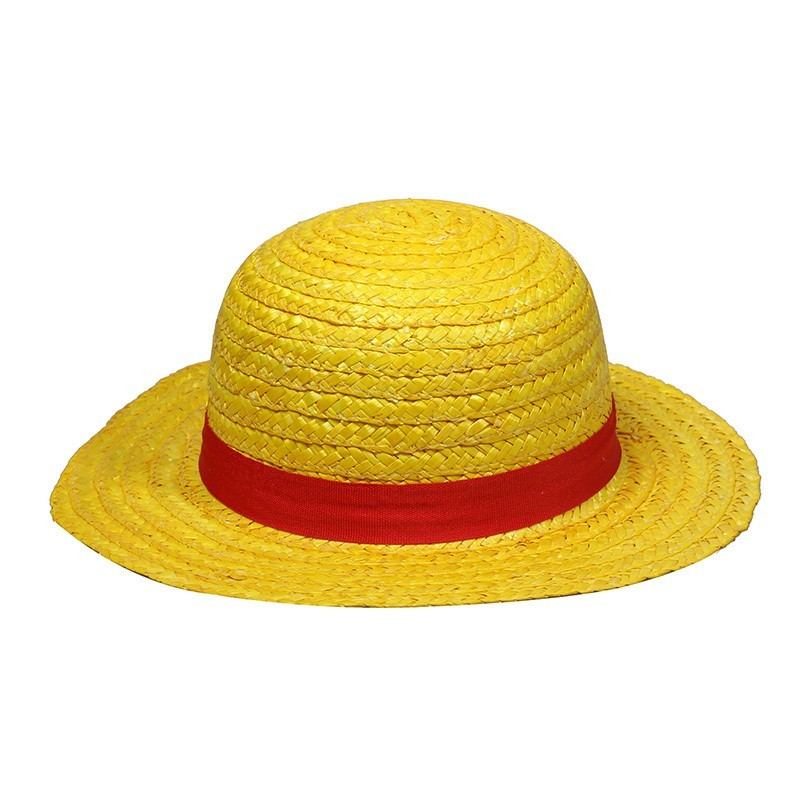 45cefa9cd9deb SOMBRERO ONE PIECE LUFFY AMARILLO - Frikers
