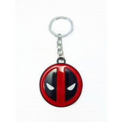 LLAVERO DEADPOOL LOGO