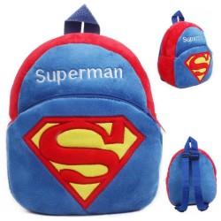 MOCHILA PEQUEÑA SUPERMAN
