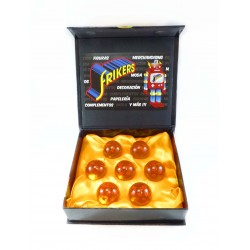 CAJA DRAGON BALL 7 BOLAS 3.5cm