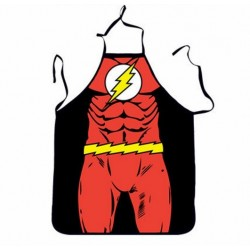 DELANTAL THE FLASH