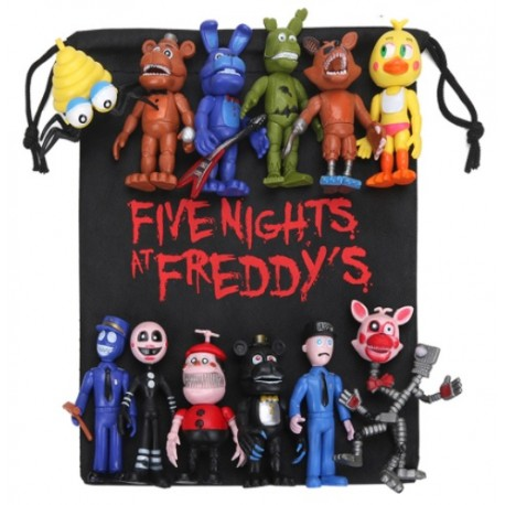 FIGURAS FIVE NIGHTS AT FREDDYS