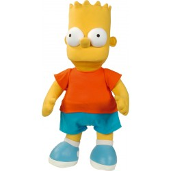 PELUCHE LOS SIMPSONS BART