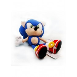 PELUCHE SEGA SONIC THE HEDGEHOG 26cm.