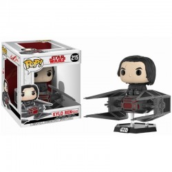 FUNKO POP STAR WARS KYLO REN WITH TIE FIGHTER