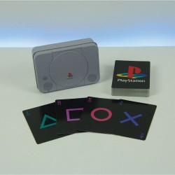 BARAJA DE NAIPES PLAYSTATION PS1