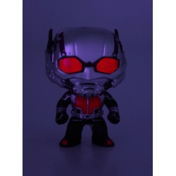 FUNKO POP MARVEL ANTMAN RED GLOW IN THE DARK EXCLUSIVE