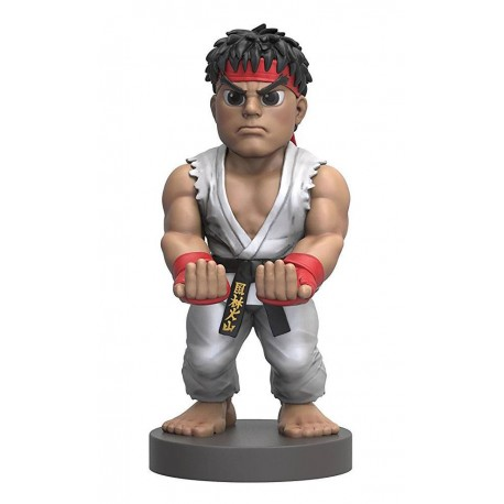 FIGURA CABLE GUY STREET FIGHTER RYU 25cm