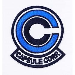 PARCHE DRAGON BALL CAPSULE CORP.