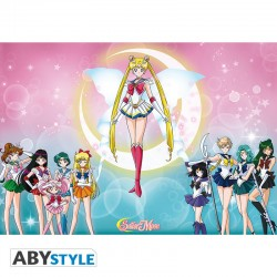 POSTER SAILOR MOON SAILOR WARRIORS (91.5X61cm)