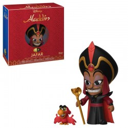 FIGURA FIVE STAR DISNEY JAFAR 9cm