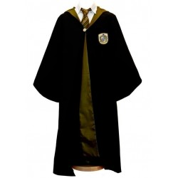 TUNICA NIÑO HARRY POTTER HUFFLEPUFF