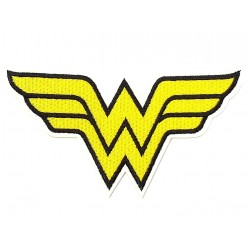 PARCHE DC WONDER WOMAN LOGO