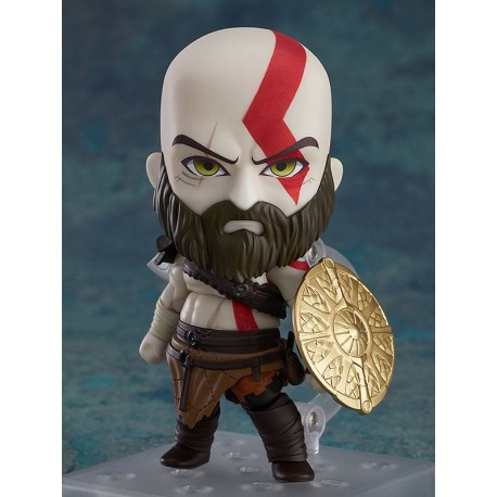 FIGURA NENDOROID GOOD SMILE GOD OF WAR KRATOS