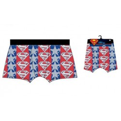 BOXER DC SUPERMAN STARS & STRIPES LOGO